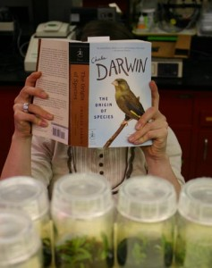 """""""The Origin of Species"""" may be 150 years old, but it can still hold its own in the Smithsonian's research labs."""