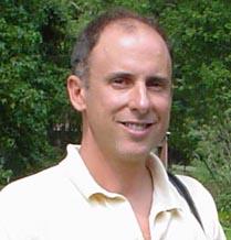 Smithsonian biogeochemist Pat Megonigal