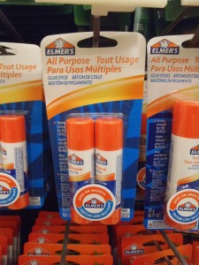 Glue Sticks (Credit: Heather Soulen/SERC)