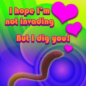 Invasive worm